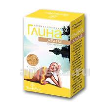 <b>Глина желтая косметическая 100</b>,0 - цена 69 руб., купить в ...