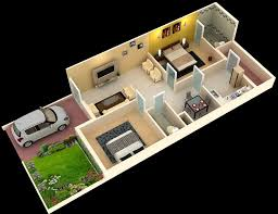 Foundation Dezin  amp  Decor     D Home Plans   SKETCH MY HOME     D Home Plans   SKETCH MY HOME   Pinterest   Home Plans  In India and House plans