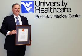 university healthcare executive gains recertification in berkeley medical center has been recertified as a fellow in the american college of healthcare executives ache an international professional society