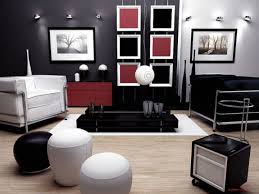 black decor good design