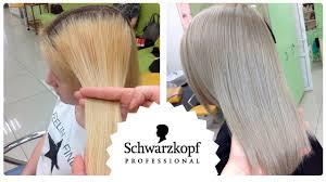 Окрашивание БЛОНД ❄️ Шварцкопф / <b>Schwarzkopf</b> Professional ...