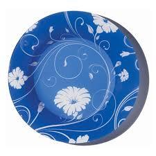 <b>набор десертных тарелок</b> serenade <b>blue</b> (d-200мм) купить ...