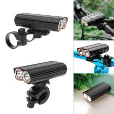 <b>Waterproof</b> Bike LED Front Light <b>Headlight</b> Bicycle Rechargeable ...