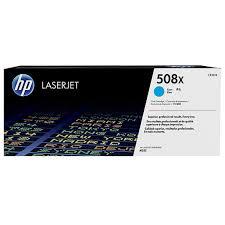 <b>Картридж HP</b> CF361X (<b>№508X</b>) лазерный голубой для Color ...