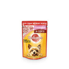 <b>PEDIGREE Vital</b> Protection <b>паучи</b> для собак мелких пород, с ...