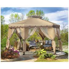 outdoor decor curtains