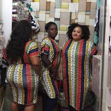 Tilapia <b>2017 new women dress</b> african ankara style mama big size ...