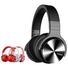 Cowin E7PRO Active Noise Cancelling <b>Bluetooth Headphone</b> ...