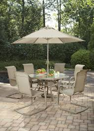 Jaclyn Smith Dining Room Furniture Aluminum Dining Table Jaclyn Smith Outdoor Design By Kmart