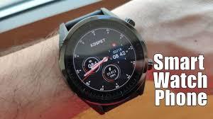 Smart <b>Watch Kospet</b> Hope <b>4G</b> Smartwatch Phone - <b>Power</b> & Style ...