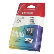 Комплект <b>картриджей CANON PG-440/CL-441 MULTIPACK</b> ...