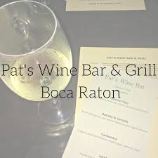 owner patrick hennessey a wine connoisseur with years of working at his familys restaurants in connecticut created a place where locals can hangout boca raton 1