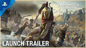 <b>Assassin's Creed Odyssey</b> - Launch Trailer   PS4 - YouTube