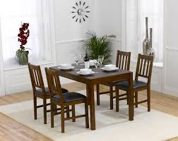 dark amazing dark oak dining