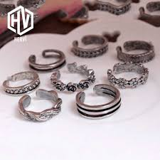 <b>New</b> Design <b>Round</b> Rings Set For Women <b>Stainless Steel</b> Wedding ...
