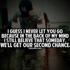 Love Quotes on Pinterest | Second Chances, Love quotes and So True