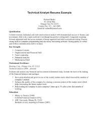 stock research analyst resume resume sample example of business analyst resume targeted to the resume templates reconciliation analyst