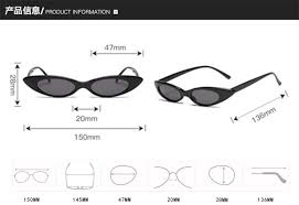 <b>ZXWLYXGX</b> Cute Sexy Ladies CatEye Sunglasses <b>Women</b> Brand ...