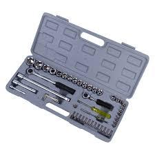 Набор <b>инструмента</b> Top Tools <b>сменные</b> головоки и <b>насадки</b> 1/2 ...