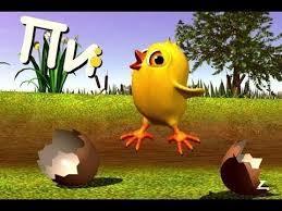 Цыплёнок Пи - детские песни| На ферме у Зенона - YouTube