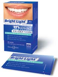 <b>Отбеливающие полоски</b> для зубов (ночь) / Bright Light 3D Bright ...