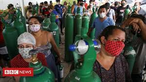Coronavirus: What's behind Latin America's <b>oxygen</b> shortages ...