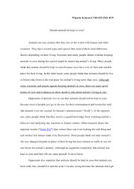 animals should not be kept in zoos argumentative essay  an argument essay that animals kept in zoos scanstrut