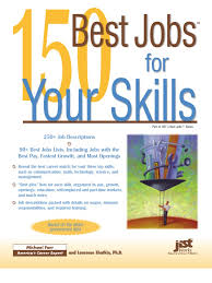 150 best jobs for your skills book pdf skill