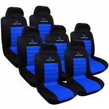 Set of 7 <b>seat covers universal</b> size | Woltu.eu