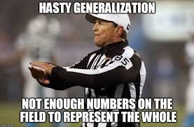 Logical Fallacy Referee - Album on Imgur via Relatably.com