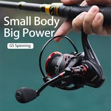 【READY STOCK】<b>Spinning Fishing Reel</b> pancing Putar <b>Metal</b> ...