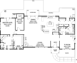 Beautiful Split bedroom house plans for Hall  Kitchen  bedroom    Split bedroom house plans