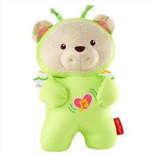 Купить интерактивную <b>игрушку</b> Mattel <b>Fisher</b>-<b>Price плюшевая</b> для ...