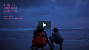Native Sun • A Short Film by Terence Nance and <b>Blitz the Ambassador</b>