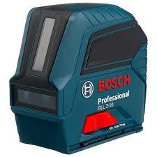 Лазерный уровень самовыравнивающийся <b>BOSCH GLL 2-10</b> ...