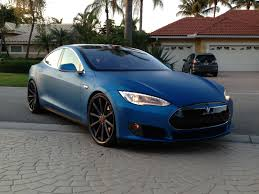 The Tesla Model S is one of the most groundbreaking concept cars in recent years.