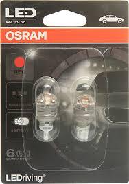 <b>Лампа</b> автомобильная <b>Osram W16W</b> (W2.1*9.5d) LED Premium ...
