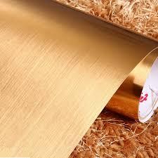 <b>Wallpapers Youman</b> 5/10M Golden Silver Gold Foil Waterproof <b>Self</b> ...