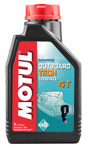 <b>MOTUL Outboard</b> Tech 4T 10W-40 - <b>MOTUL</b>