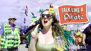 It's International Talk Like A Pirate Day in Margaritaville - YouTube