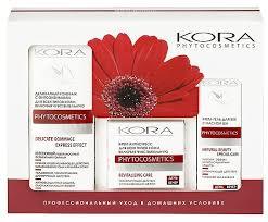 <b>Набор</b> Kora <b>Универсальный уход для</b> любого типа кожи — купить ...