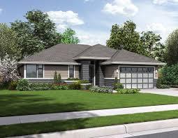 Ranch House Plans   a Modern FeelThe Modern Ranch House Plans ES