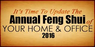 each year it is advisable to update the annual feng shui of your home and office art of good living world of feng shui singapore will be extending annual feng shui updates