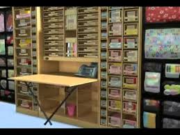 clickhere2shop_workbox scrapbooking and office desk armoire armoire office desk