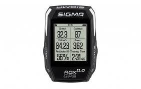 <b>Велокомпьютер Sigma</b> ROX GPS 11.0 Set, 130 функций, с ...