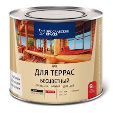 <b>Лак для террас</b> бесцветный 2 л в Москве – купить по низкой цене ...
