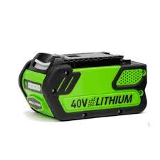 <b>Аккумулятор Monferme</b> (Lithium-lon Батарея <b>40V</b> G=MAX 4 Ач)