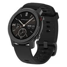 Смарт-часы Xiaomi Amazfit <b>GTR 42mm</b>, Starry <b>Black</b> — купить в ...