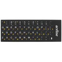 <b>Наклейки на клавиатуру</b>: купить в интернет магазине DNS ...