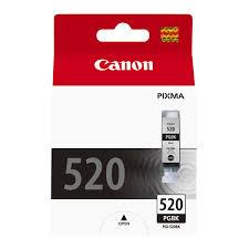 Купить <b>Картридж</b> для струйного принтера <b>Canon PGI</b>-<b>520BK</b> в ...